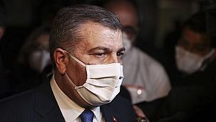 Bakan Koca'dan devlet büyüklerine aşı çağrısı