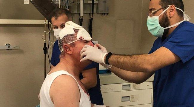 Gelecek Partisi Genel Başkan Yardımcısı Selçuk Özdağ'a saldırı!