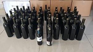 Jandarmadan kaçak içki üretimine baskın