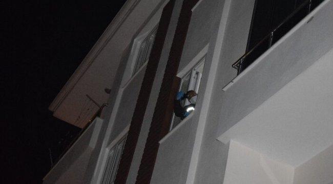 Malatya'da 3'üncü katın penceresinden atlayan genç kız ağır yaralandı