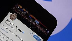 Son dakika haberi... Trump'ın Twitter hesabına kilit!