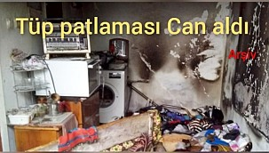 Suruç'ta tüp patlaması: 2 ölü 2 yaralı