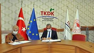 TKDK'dan Siverek'e 2 Milyonluk Yatırım