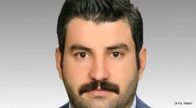 AK Parti Haliliye İlçe Başkanı Belli Oldu