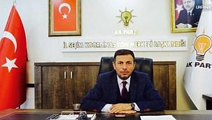 AK Parti'nin Urfa İl Başkanı Adayı Belli Oldu