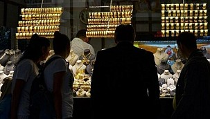 Altın fiyatlarında düşüş devam ediyor: Çeyrek altın 686 lira oldu