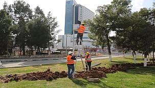 """Haliliye'de 75 Parkta """"Güvenli Parklar"""" Projesi"""