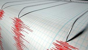 Sivas'ta 4.4 şidetinde deprem