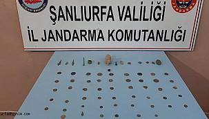 Urfa'da Bizans dönemi ait eserler bulundu