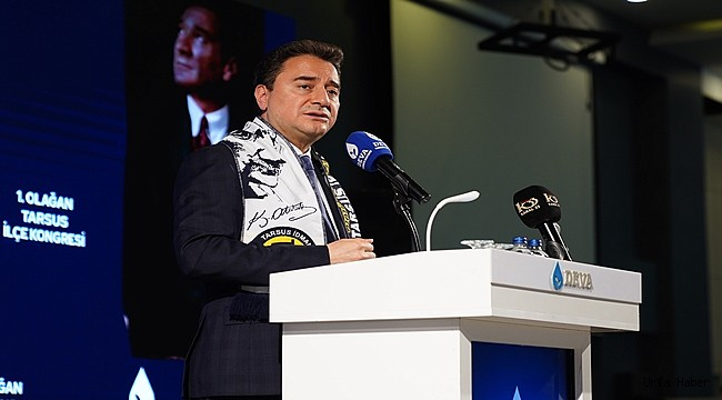 """Ali Babacan, Erdoğan'ın Sunduğu Ekonomi Tablosunu Anlattı """" Bizim Tutturduğumuz Rakamlarla Övünüyorlar"""""""