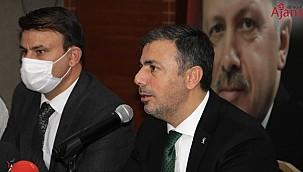 Başkan Kırıkçı açıkladı: Urfa Şehir Hastanesi neden gecikti?