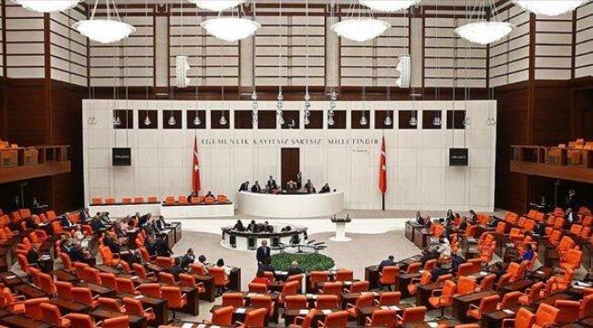 Ekonomiye ilişkin düzenlemeler içeren torba kanun teklifi kabul edildi