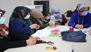 Haliliye Belediyesi Millet Evlerinde Meslek Öğreniyorlar