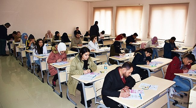 Harran YÖS Sınavı, Uluslararası Öğrencilerin Umudu Oldu