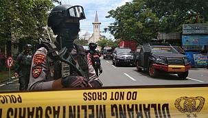 Kiliseye bombalı saldırı