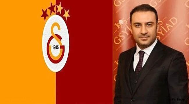 Maruf Güneş Galatasaray Kulübün de