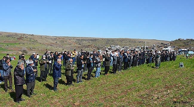 Şanlıurfa'da çiftçiler yağmur duasına çıktı