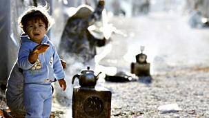 """""""Suriye'deki savaşta 12 bin çocuk öldü ve yaralandı"""""""