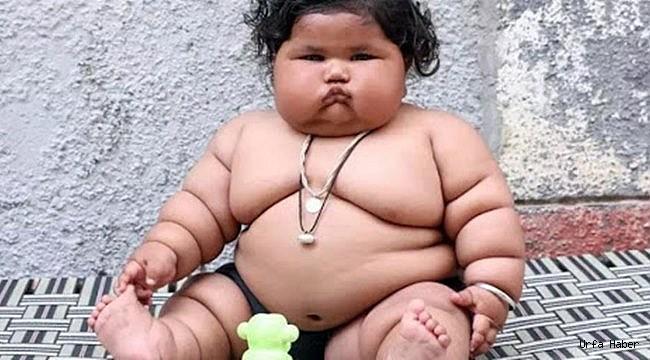 Çocukluk Döneminde Obeziteye Dikkat !