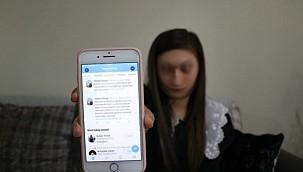 Genç kızın feryadı: 'Özgecan Aslan gibi öldürürüm' diyor