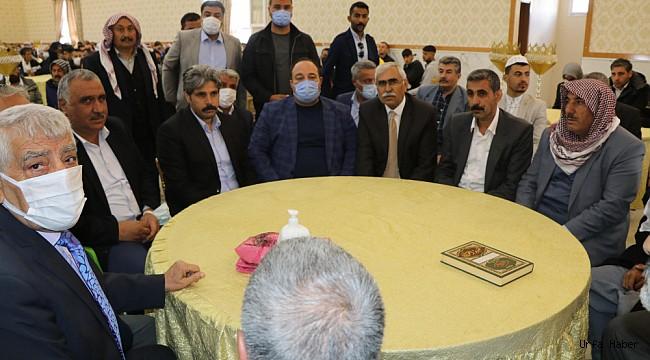 Şanlıurfa'da 40 yıllık husumet barışla sonlandı