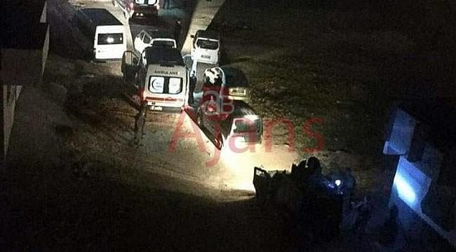 Suruç'ta silahlı kavga: Çok sayıda yaralı
