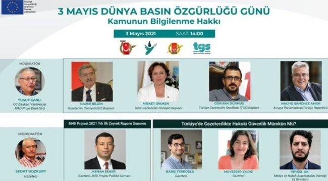 AP Raportörü Amor: ''Türkiye'de Eleştiri Tehdit Olarak Görülüyor''