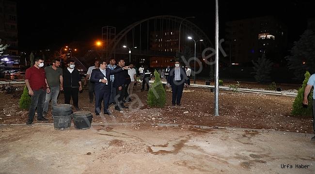Başkan Canpolat: Gece, Gündüz Tam Kadro Sahadayız