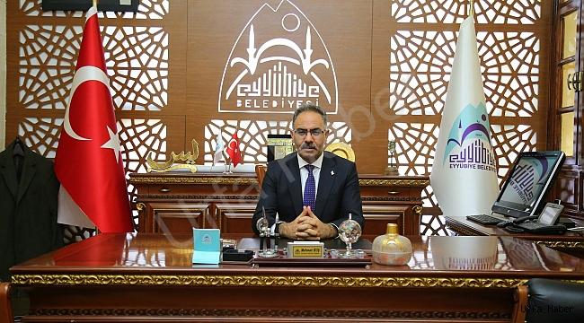Başkan Kuş'tan Ramazan Bayramı Mesaj