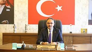 Başkan Kuş, tüm emekçilerin 1 Mayıs İşçi Bayramını kutladı.