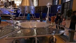 Çin'in Uzay Aracı Mars Yüzeyine İniş Yaptı