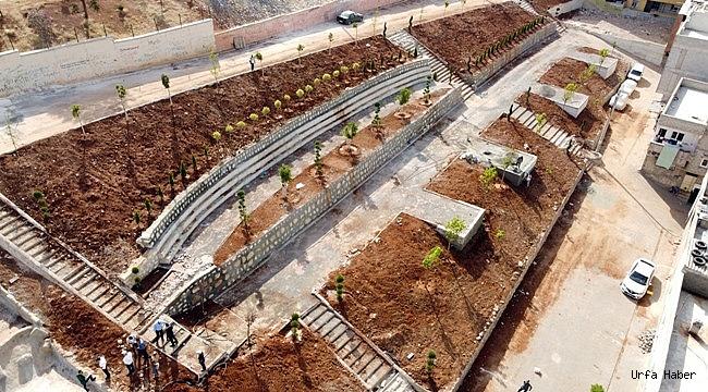 Eyyübiye Belediyesinden Kimlikli Parklar Atağı