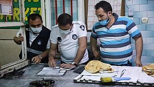 Haliliye Belediyesi Fırınları Denetledi