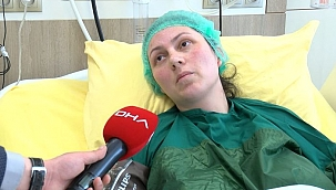Hamile kadına koronavirüsü atlattıktan 1 hafta sonra inme indi