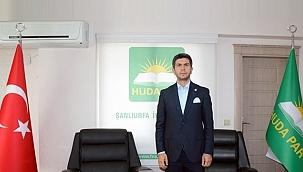 HÜDA PAR Şanlıurfa İl Başkanı: Ey Eyyübiye Belediyesi !