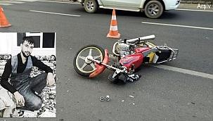 Urfa'da trafik kazası: 1 Ölü