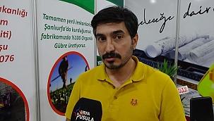 Asıl sıkıntı ekonomi: Yıldırım, Urfa'daki fuarı değerlendirdi!