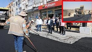 Başkan Canpolat: Asfalt Çalışmaları, Ahmet Yesevi'ye Hayırlı Olsun