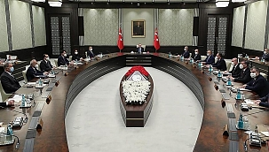 Cumhurbaşkanlığı Kabinesi Toplantısı erkene alındı