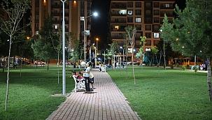 Haliliye'den güvenli parklar