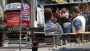 HDP İzmir İl Binasına Saldırı: 1 Kişi Öldü