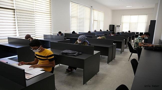 Karaköprü'de Okuma Evleri Öğrencilere Fırsat Sunuyor