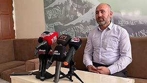 Köklü Değişim Dergisi Koordinatörü Urfa'da Konuştu