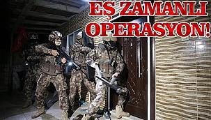 Torbacılara Operasyon! 24 Gözaltı
