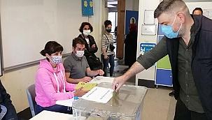 Türkiye'de 753 yerde seçim heyecanı