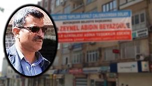 Urfa'da sert eleştiri: Muhtarlar şu pankartları peşin peşin assınlar!