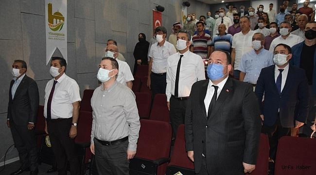 Viranşehir'de 320 kişiye iş kurma imkanı