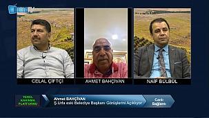 Bahçıvan'dan Beyazgül'e sitem: Herhalde büyük projelerle uğraştığı için !