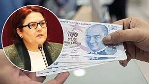 Bakan Yanık açıkladı: Sosyal yardımların miktarları arttırıldı!