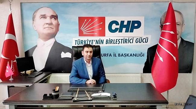 CHP Şanlıurfa İl Başkan Yardımcısı Coşkun: Basın Ayakta Duramaz Hale Getirildi